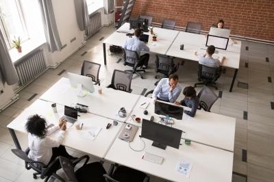 open space ou bonheur au travail?