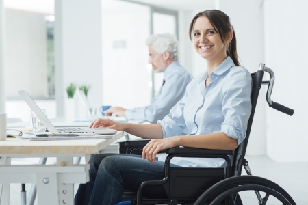L'accessibilité « handicap » dans les bureaux